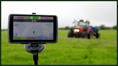 Tractor GPS